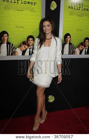 LOS ANGELES - SEP 10:  Brooke Lyons arrives at