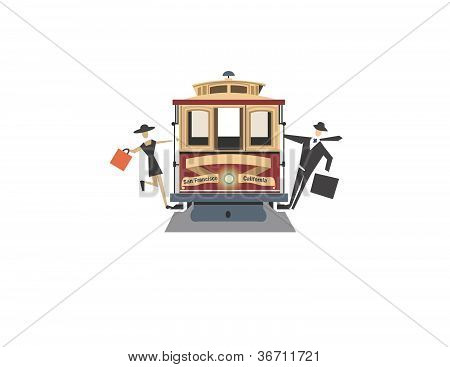 Trolley _ Riders