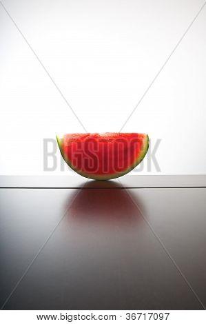 Still Life Watermelon Slice