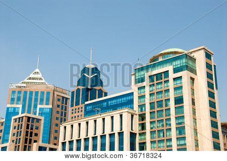 Downtown Bangalore