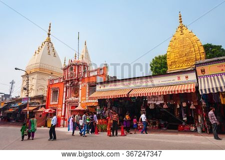 Jammu, India - October 06, 2013: Raghunath Temple Is A Hindu Temple Located In Jammu City, North Ind