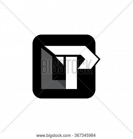 Lp Letter Logo Design Colors. Creative Modern Letters Vector Icon Logo Illustration.