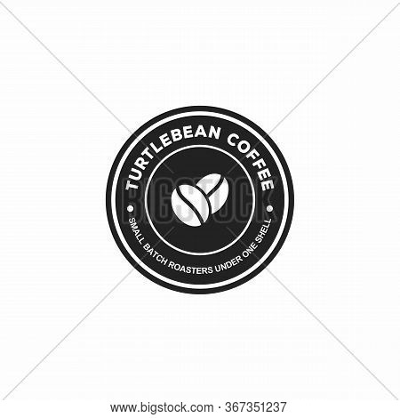 Original Vector Coffee Bean Logo. Vector. Espresso Coffee Icon Symbol. Espresso Coffee Sign. Coffee