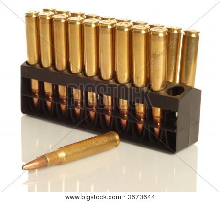 Caliber Ammunition
