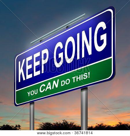 Motivational Message.