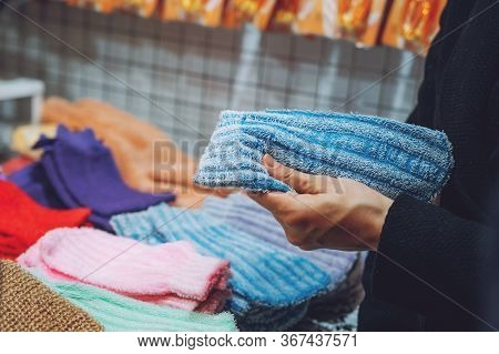 Exfoliating Gloves And Mitts In Shop. Beauty Aid, Dry Skin And Fake Tan Remover Loofah Hand Sleeve,