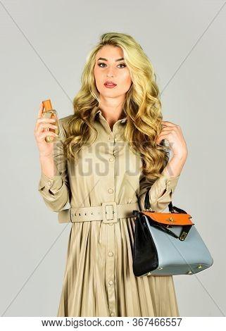 Favorite Fragrance. Apply Fragrance Skin. Spray Perfume. Female Fragrance. Owner Of Fragrance Is You