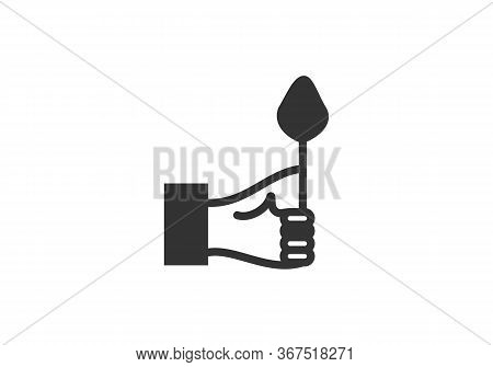 Keep Plant Growing Icon. Outline Keep Plant Growing Vector Icon For Web Design