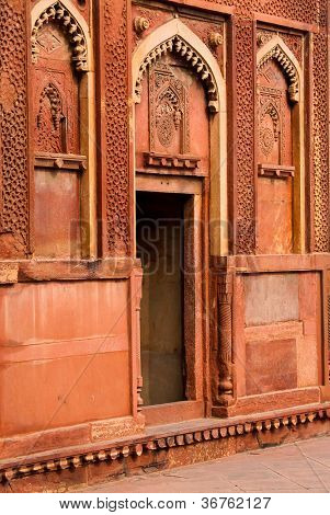 Agra Fort poster