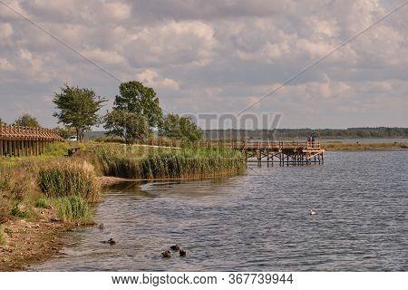 Liepaja Lake Recreational Platform