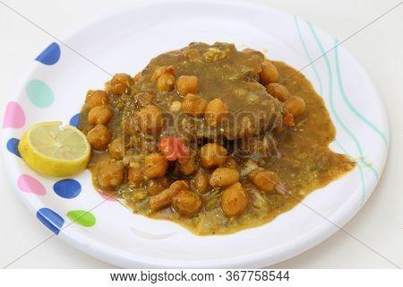 Aloo Tikki Or Potato Patti Chat
