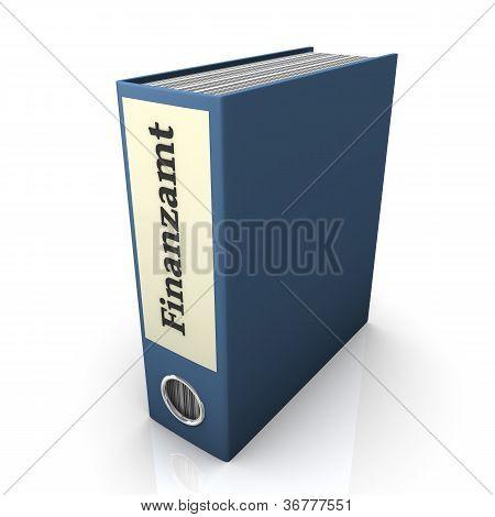 Folder Revenue Office