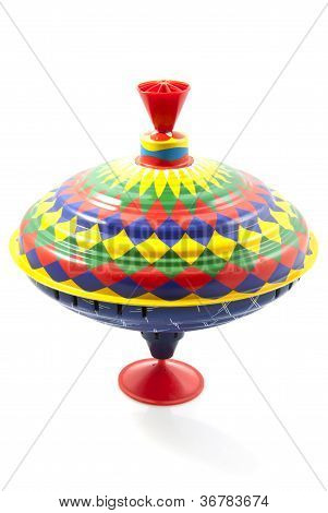 Colorful Spinner