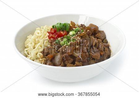 Ja Jang Myeon Noodles