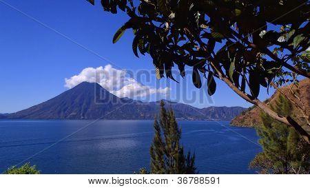 volcanio in Guatemala