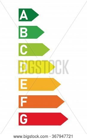 Energy Efficient, Vector Improvement Concept. Eps 10 Illustration.