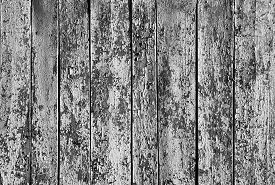 Old Wooden Plank Background With Vertical Lines