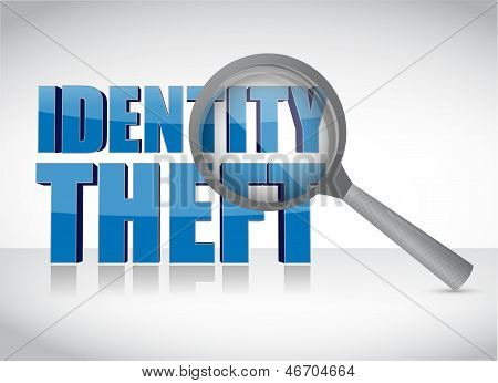 Identity Theft Under Investigation