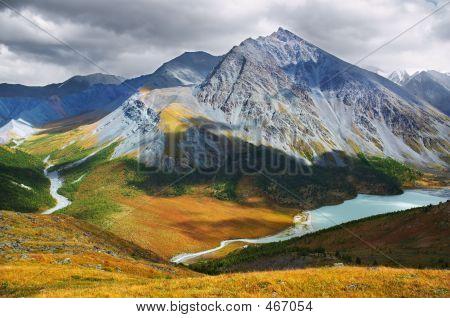 Beautiful Mountains.