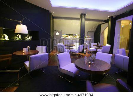 Stylish Lounge Bar