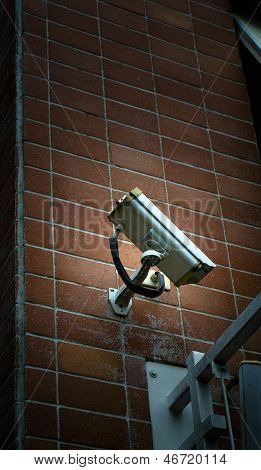 Cctv Camera Secure Monitor