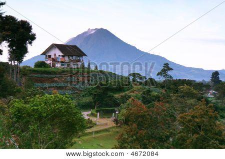 Brastagi, Indonesia