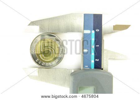 Coin Measur