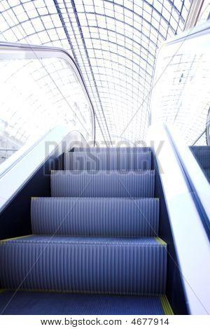 Rolltreppe Shopping-Center, Moskau