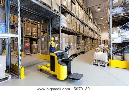 Warehouse Worker