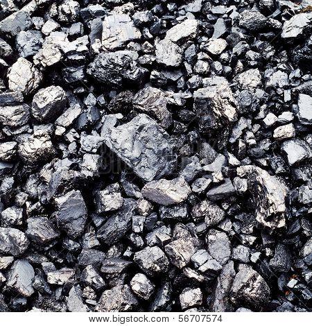 bituminous coal background.