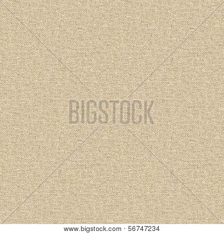 Seamless canvas background.