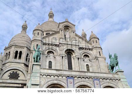 Basilique of Sacre Coeur, Paris