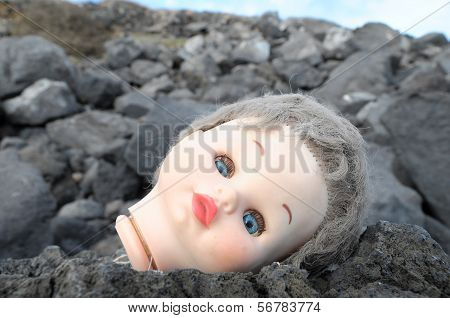 Ancient Dool's Head