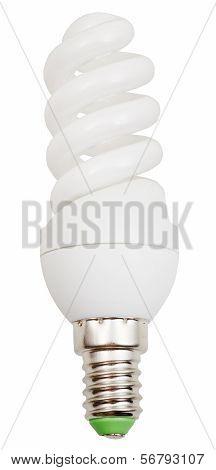Energy-saving Helical Fluorescent Lamp