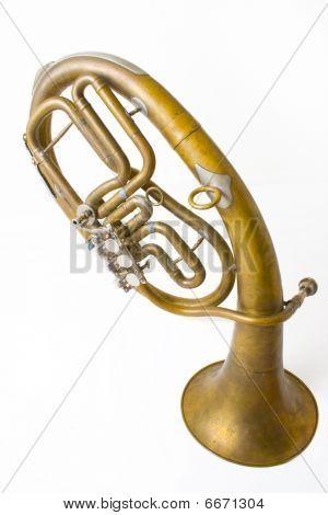 Alto saxhorn