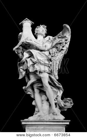 Angel With The Column (throne)