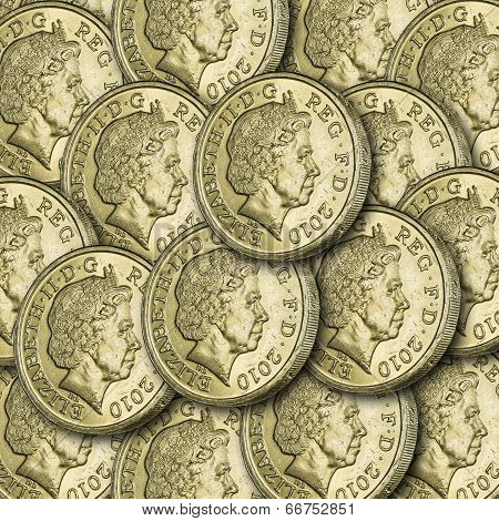 Pound Coin Collection