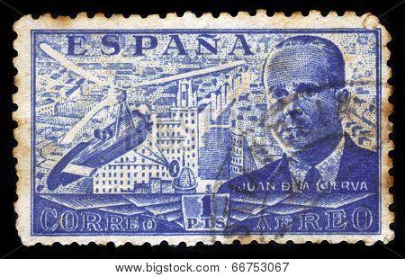 Juan De La Cierva, Inventor Of The Autogiro