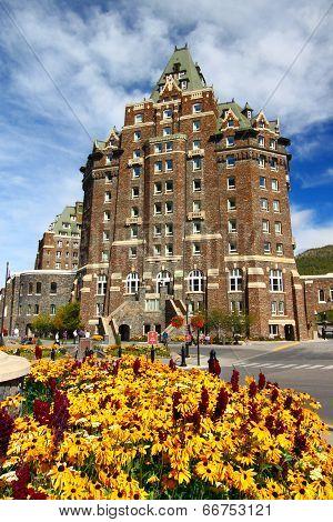 Fairmont Banff Springs Canada