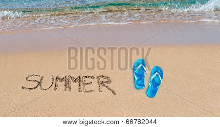 Summer And Sandals