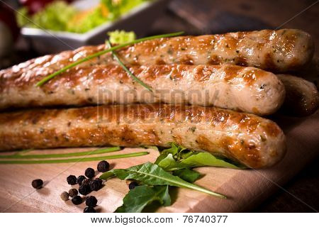 Sausage Time