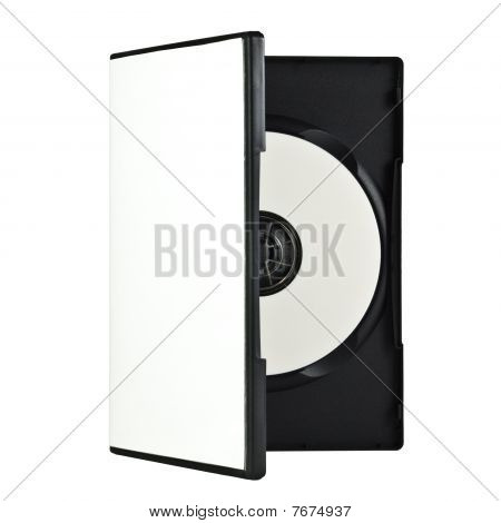 Blank Case And Dvd.