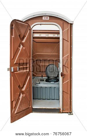 Portaloo Isolated