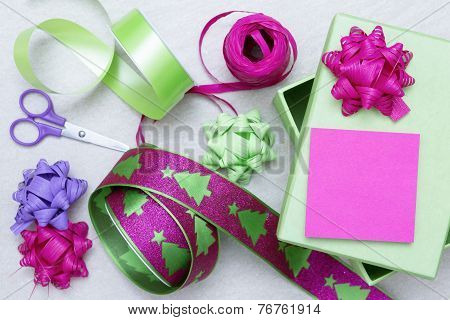 Gift And Sticky Postit