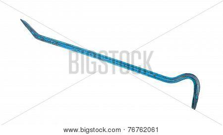 Old Blue Crowbar