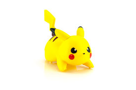 Pikachu Figure Character From The Pokemon