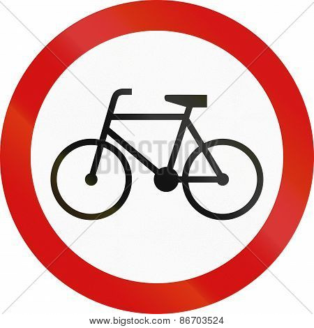 No Bicycles In Poland
