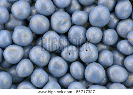 Covered  Blueberries Of Chocolate