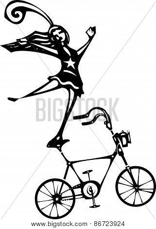Circus Bicycle