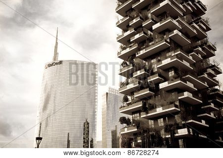 Vertical Forest, Milan, Italy